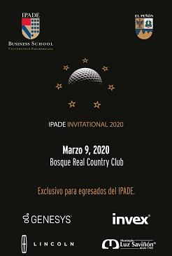 IPADE Invitational 2020