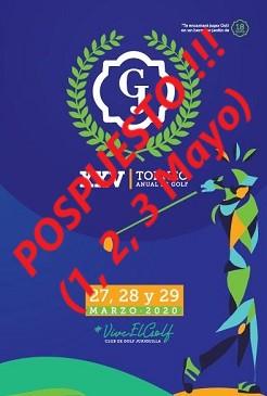 XXV Torneo Anual de Golf