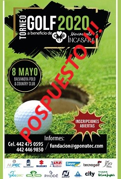 Torneo de Golf 2020 - Movimiento INCASARA