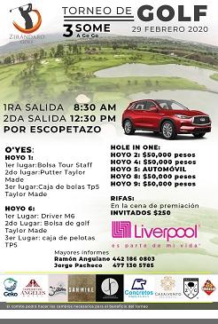 Torneo de Golf 3Some A GoGo